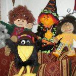 Puppenfamilie