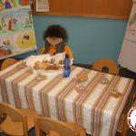 Marvin in der Vorsonntags Schule