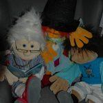 Hexlein und Marvin bei Omaliebchen